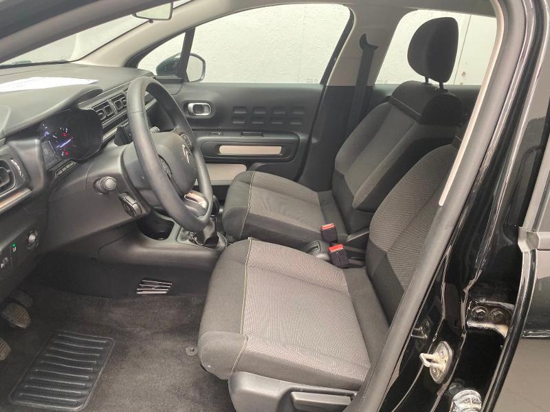 Photo 5 de l'offre de CITROEN C3 BlueHDi 100ch Feel S&S E6.d-TEMP BVM5 100 à 15290€ chez Duval Automobiles