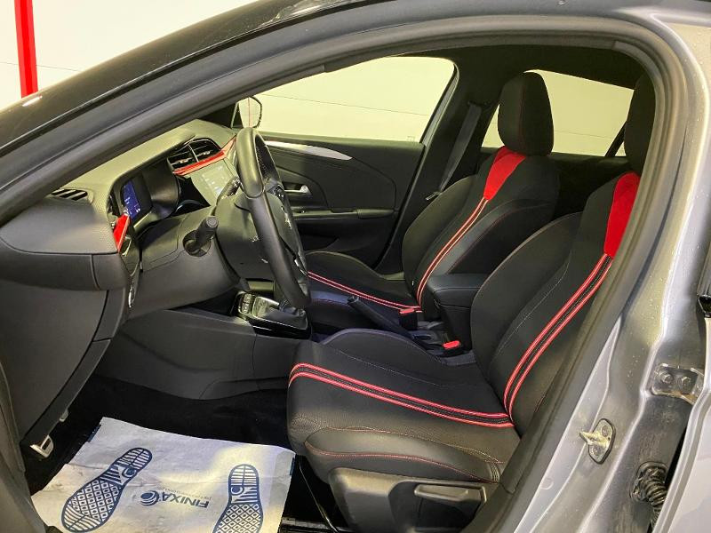 Photo 5 de l'offre de OPEL Corsa 1.2 Turbo 100ch GS Line à 17490€ chez Duval Automobiles