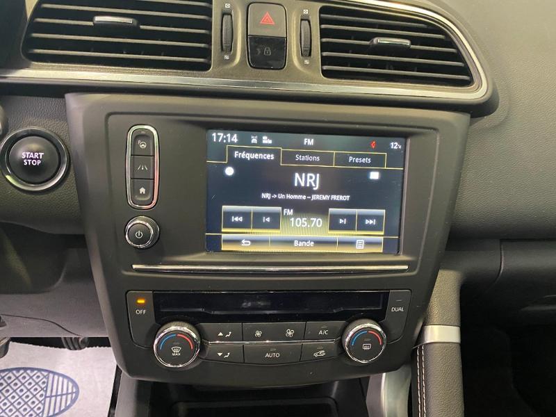 Photo 13 de l'offre de RENAULT Kadjar 1.5 dCi 110ch energy Intens eco² à 14990€ chez Duval Automobiles