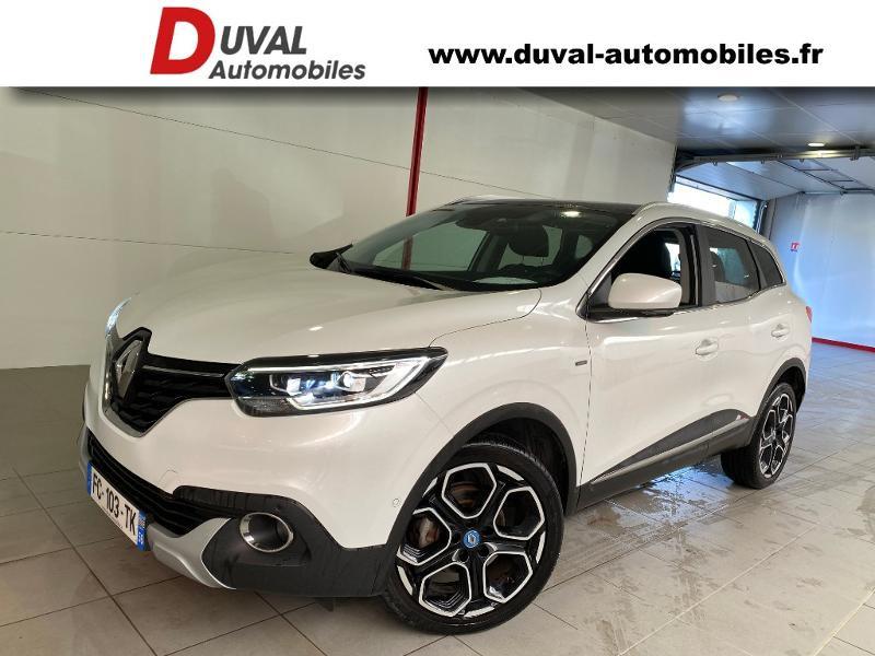 Renault Kadjar 1.3 TCe 140ch FAP Intens S-Edition 140 Essence BLANC NACRE Occasion à vendre