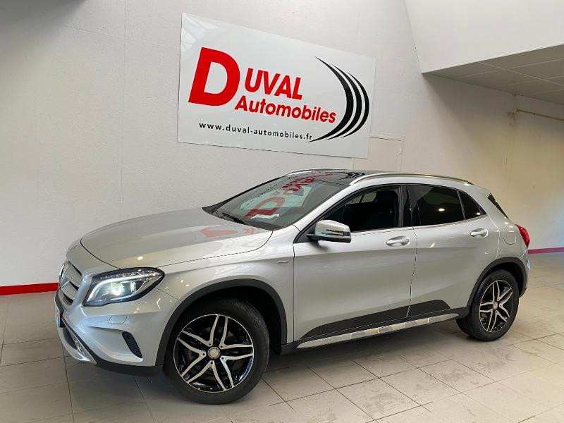Mercedes-Benz Classe GLA 220 d Activity Edition 4Matic 7G-DCT Diesel GRIS C Occasion à vendre