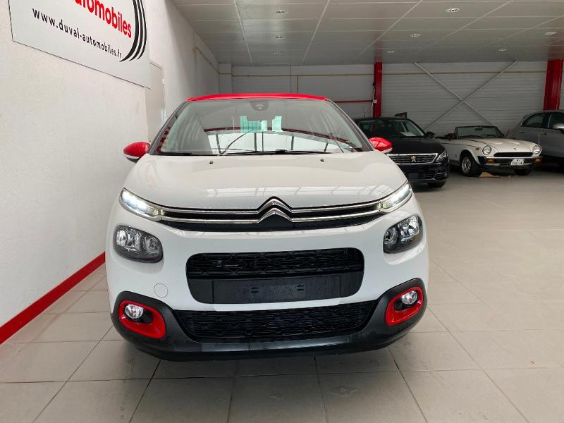 Photo 2 de l'offre de CITROEN C3 1.2 PureTech 83ch S&S Feel Pack à 14290€ chez Duval Automobiles