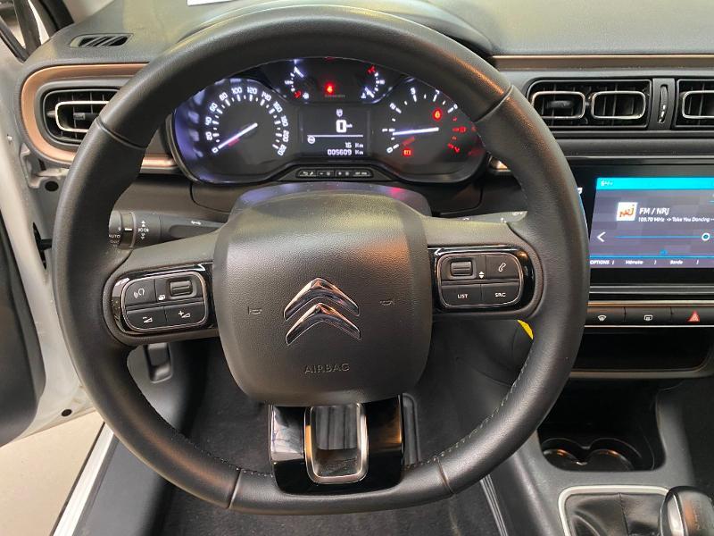 Photo 8 de l'offre de CITROEN C3 PureTech 82ch Shine Origins S&S E6.d 82 à 14990€ chez Duval Automobiles