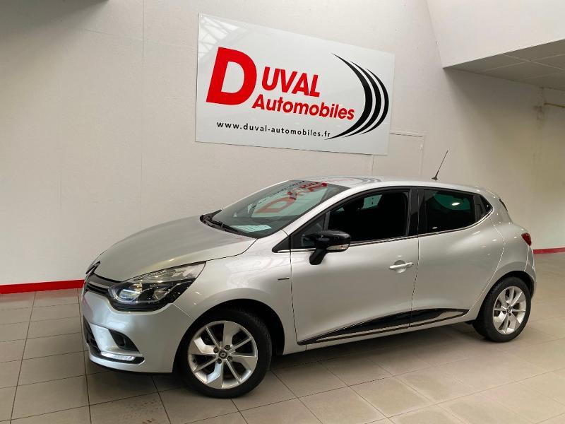 Photo 1 de l'offre de RENAULT Clio 0.9 TCe 90ch energy Limited 5p Euro6c + radar ar à 11990€ chez Duval Automobiles