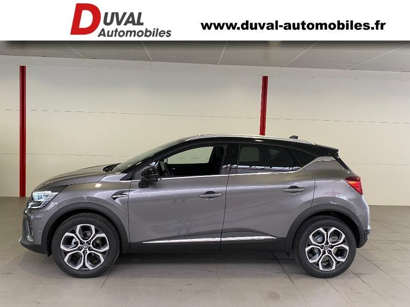 Photo 3 de l'offre de RENAULT Captur 1.3 TCe 140ch FAP Intens EDC à 24990€ chez Duval Automobiles