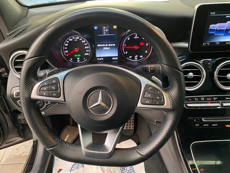 Photo 8 de l'offre de MERCEDES-BENZ GLC 220 d 170ch Sportline 4Matic 9G-Tronic à 36990€ chez Duval Automobiles