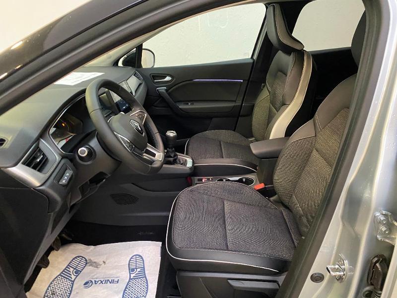 Photo 5 de l'offre de RENAULT Captur 1.5 Blue dCi 115ch Intens 115 à 23490€ chez Duval Automobiles