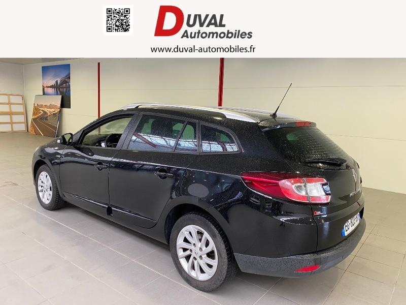 Photo 4 de l'offre de RENAULT Megane Estate 1.5 dCi 110ch energy Limited eco² Euro6 2015 à 9990€ chez Duval Automobiles