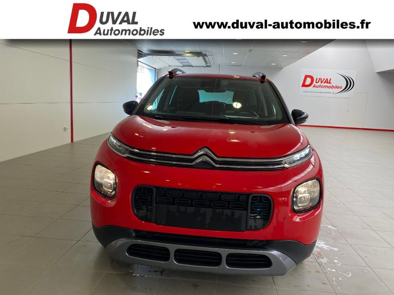 Photo 2 de l'offre de CITROEN C3 Aircross BlueHDi 120ch S&S Shine EAT6 E6.d-TEMP à 18490€ chez Duval Automobiles