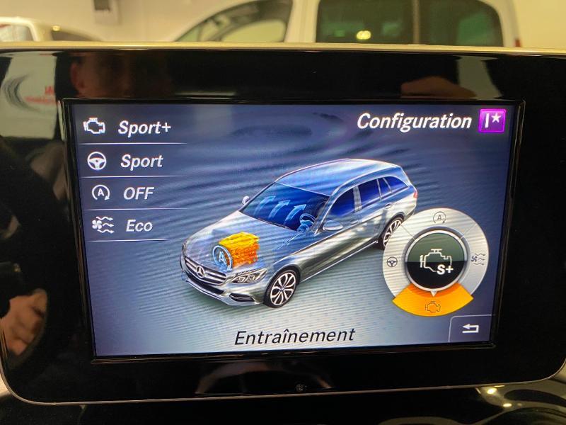 Photo 15 de l'offre de MERCEDES-BENZ Classe C Break 200 da Sportline à 20990€ chez Duval Automobiles