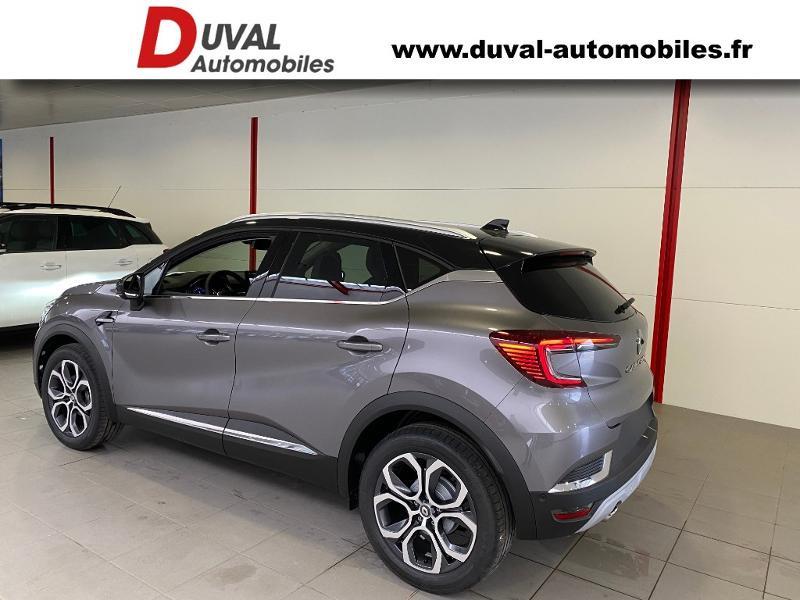 Photo 4 de l'offre de RENAULT Captur 1.3 TCe 140ch FAP Intens EDC à 24990€ chez Duval Automobiles