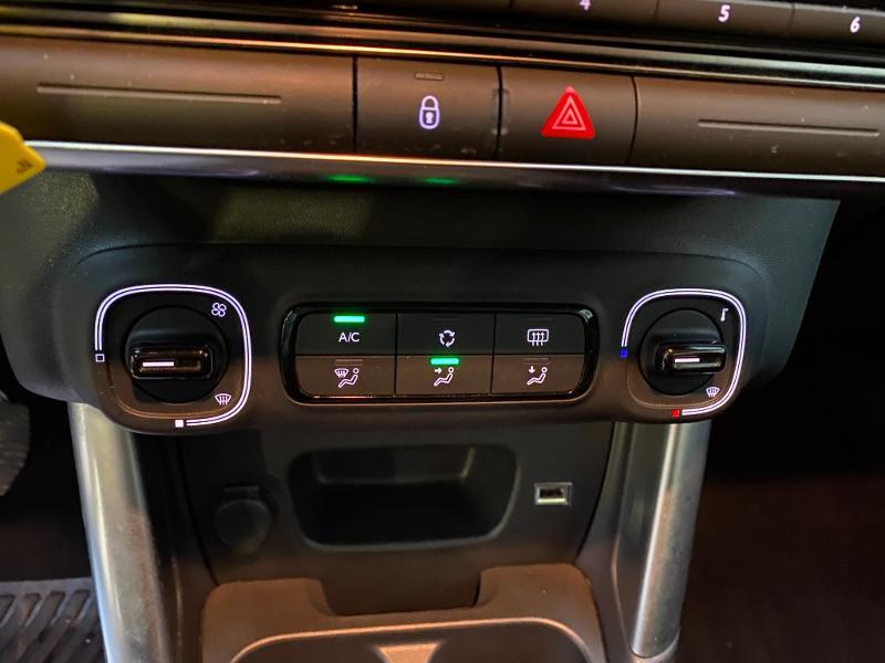 Photo 10 de l'offre de CITROEN C3 Aircross PureTech 82ch Live E6.d-TEMP 82 à 12790€ chez Duval Automobiles