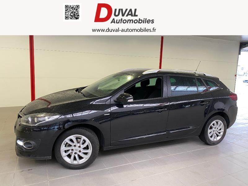 Renault Megane Estate 1.5 dCi 110ch energy Limited eco² Euro6 2015 Diesel Noir Métal Occasion à vendre