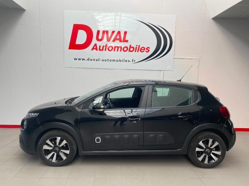 Photo 3 de l'offre de CITROEN C3 BlueHDi 100ch Feel S&S E6.d-TEMP BVM5 100 à 15290€ chez Duval Automobiles