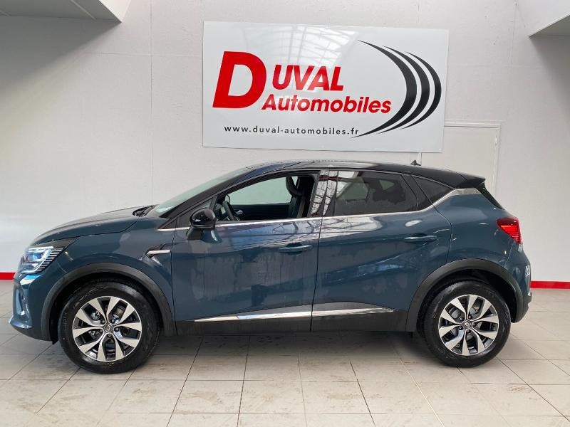 Photo 3 de l'offre de RENAULT Captur 1.3 TCe 130ch FAP Intens - 20 à 21890€ chez Duval Automobiles