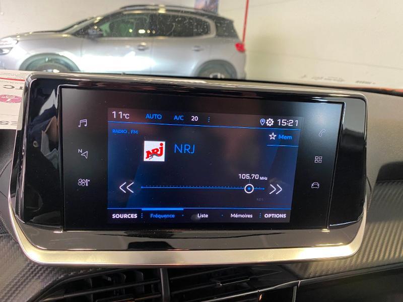 Photo 14 de l'offre de PEUGEOT 2008 1.2 PureTech 100ch S&S Active à 18990€ chez Duval Automobiles