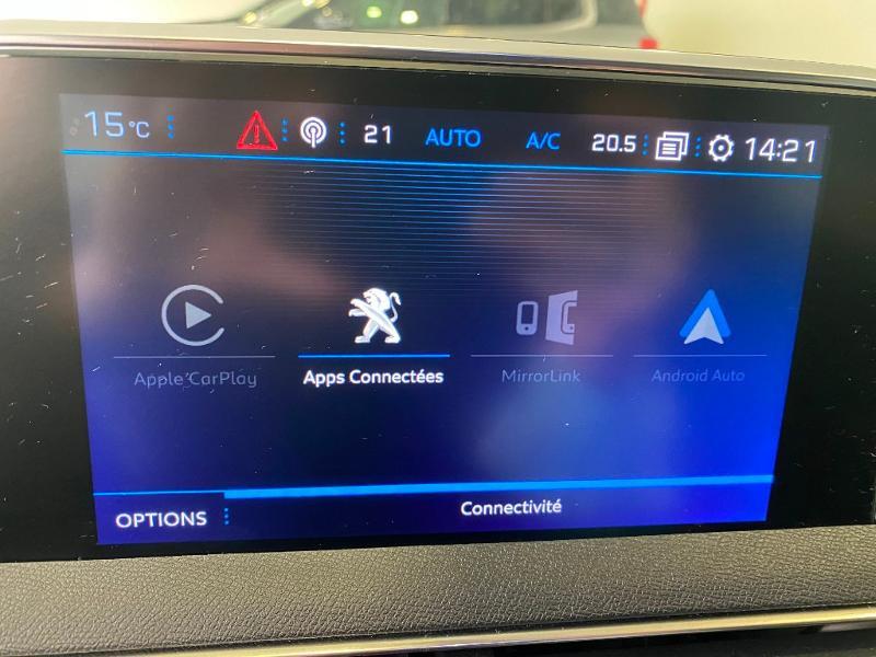Photo 19 de l'offre de PEUGEOT 3008 1.5 BlueHDi 130ch E6.c GT Line S&S 6cv à 29990€ chez Duval Automobiles