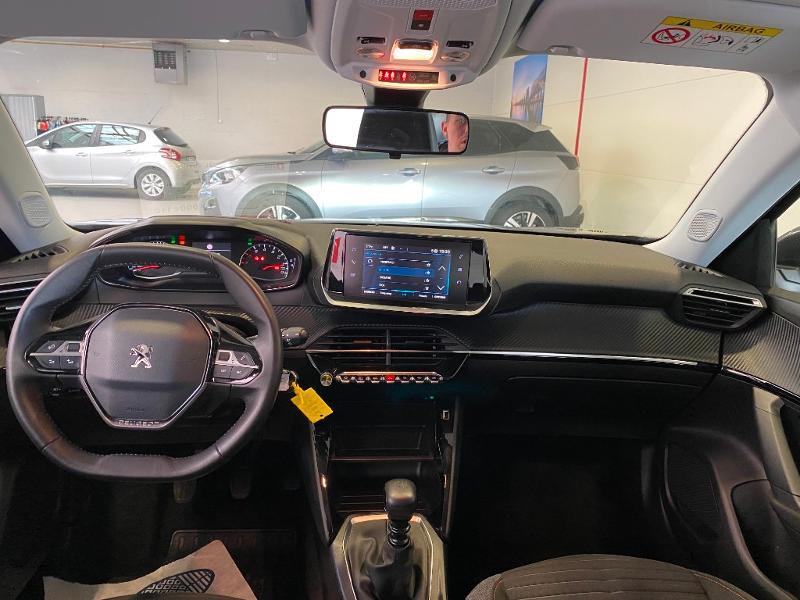 Photo 7 de l'offre de PEUGEOT 2008 1.2 PureTech 100ch S&S Active 5cv à 19990€ chez Duval Automobiles