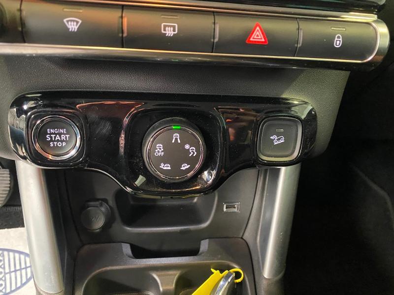 Photo 13 de l'offre de CITROEN C3 Aircross BlueHDi 100ch S&S Shine E6.d-TEMP à 16990€ chez Duval Automobiles