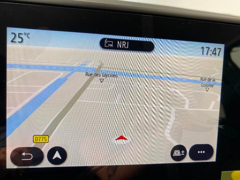 Photo 6 de l'offre de RENAULT Captur 1.5 Blue dCi 95ch Intens 95 à 21990€ chez Duval Automobiles