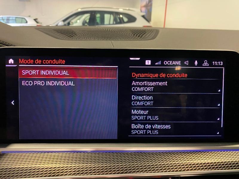 Photo 24 de l'offre de BMW X5 M50dA xDrive 400ch Performance à 93990€ chez Duval Automobiles