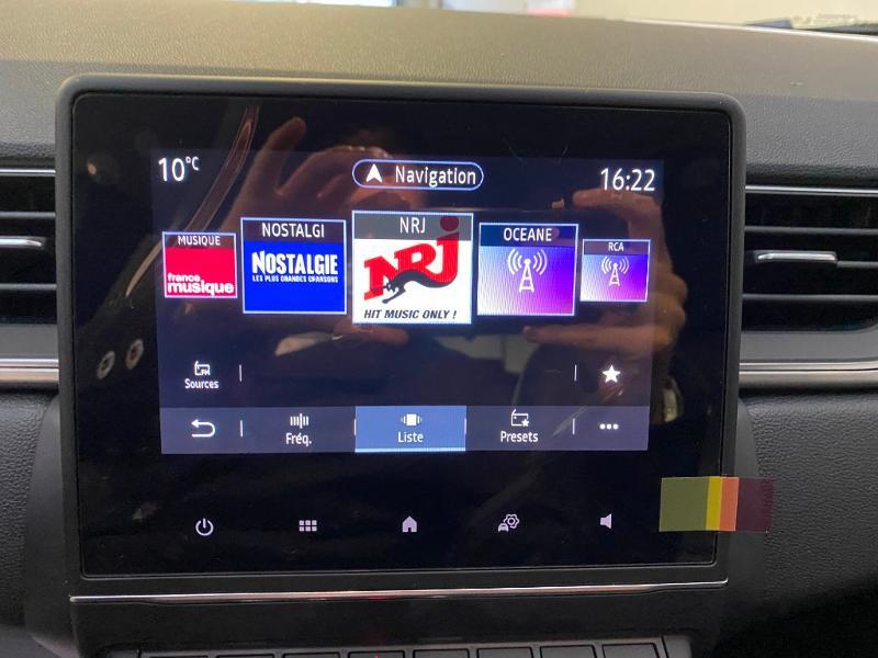 Photo 12 de l'offre de RENAULT Captur 1.5 Blue dCi 115ch Intens à 23490€ chez Duval Automobiles