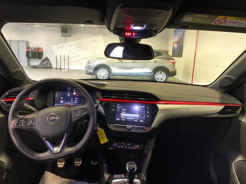 Photo 7 de l'offre de OPEL Corsa 1.2 Turbo 100ch GS Line à 17490€ chez Duval Automobiles