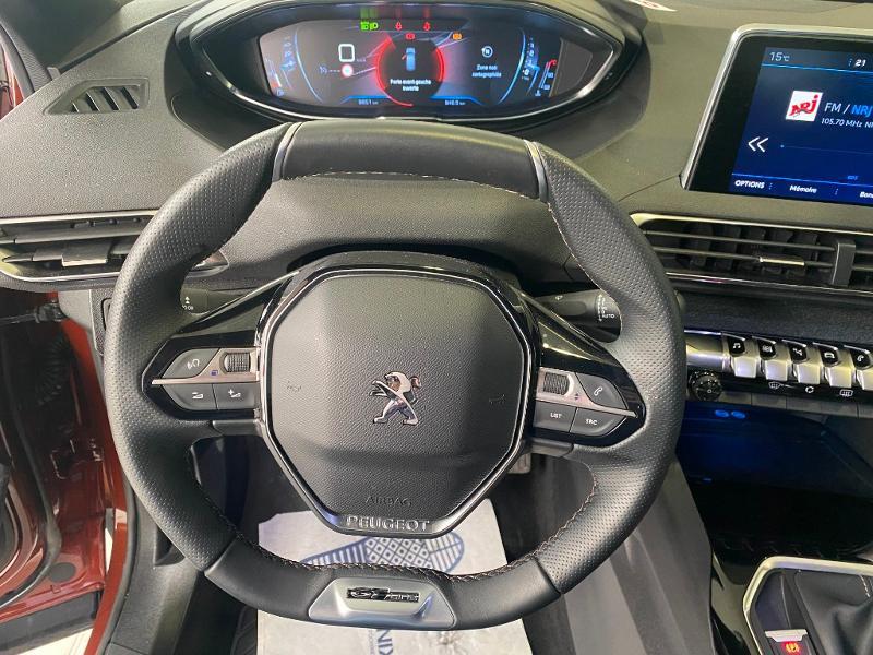 Photo 8 de l'offre de PEUGEOT 3008 1.5 BlueHDi 130ch E6.c GT Line S&S 6cv à 29990€ chez Duval Automobiles
