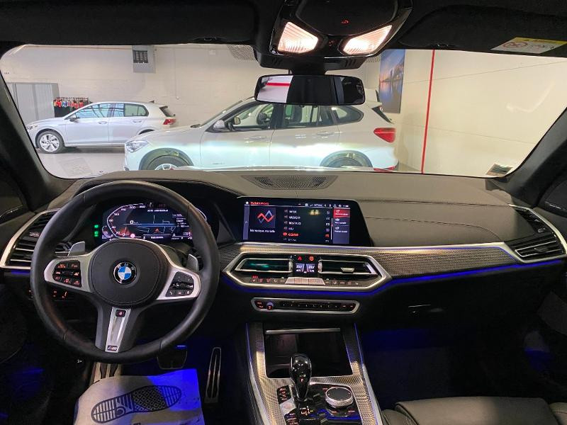 Photo 7 de l'offre de BMW X5 M50dA xDrive 400ch Performance à 93990€ chez Duval Automobiles