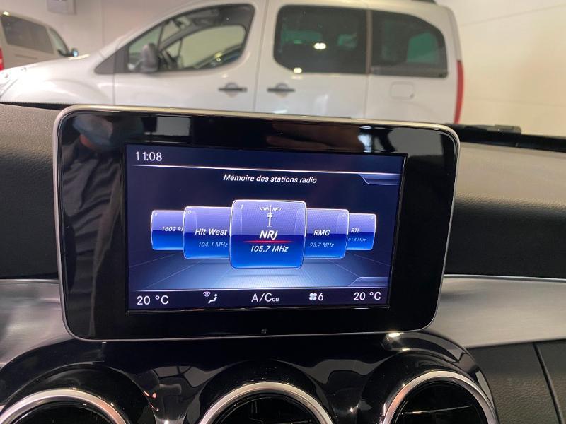 Photo 12 de l'offre de MERCEDES-BENZ Classe C Break 200 da Sportline à 20990€ chez Duval Automobiles