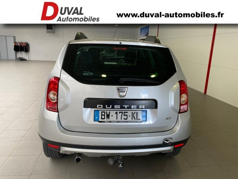Photo 12 de l'offre de DACIA Duster 1.5 dCi 110ch FAP Prestige 4X2 à 9490€ chez Duval Automobiles