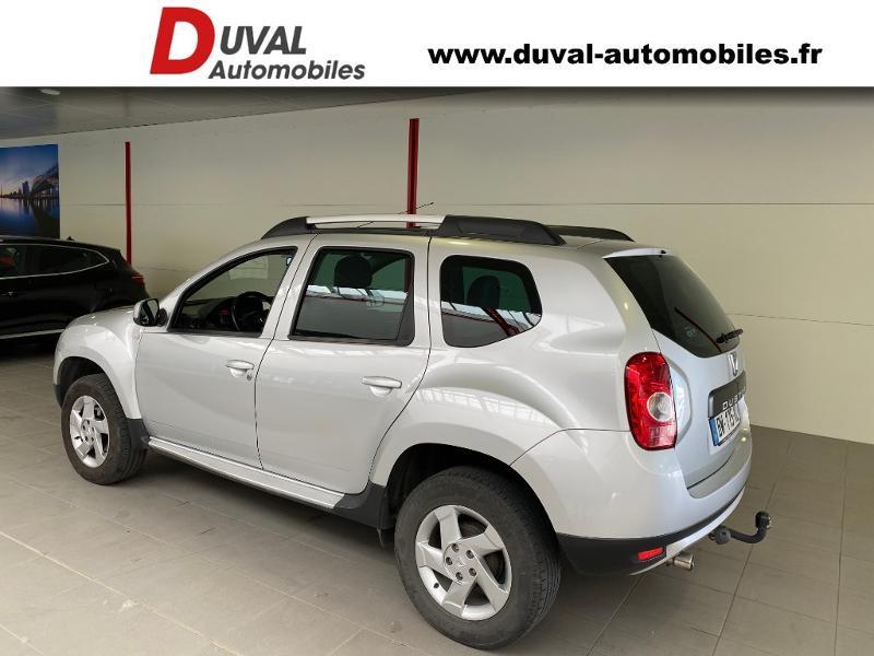 Photo 4 de l'offre de DACIA Duster 1.5 dCi 110ch FAP Prestige 4X2 à 9490€ chez Duval Automobiles