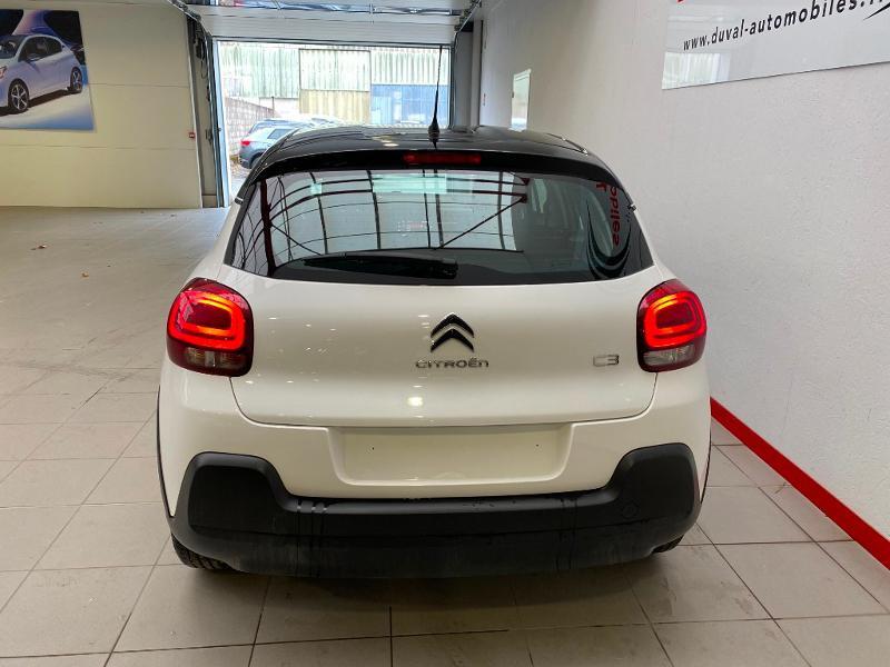 Photo 13 de l'offre de CITROEN C3 1.2 PureTech 83ch S&S Feel Pack à 13890€ chez Duval Automobiles