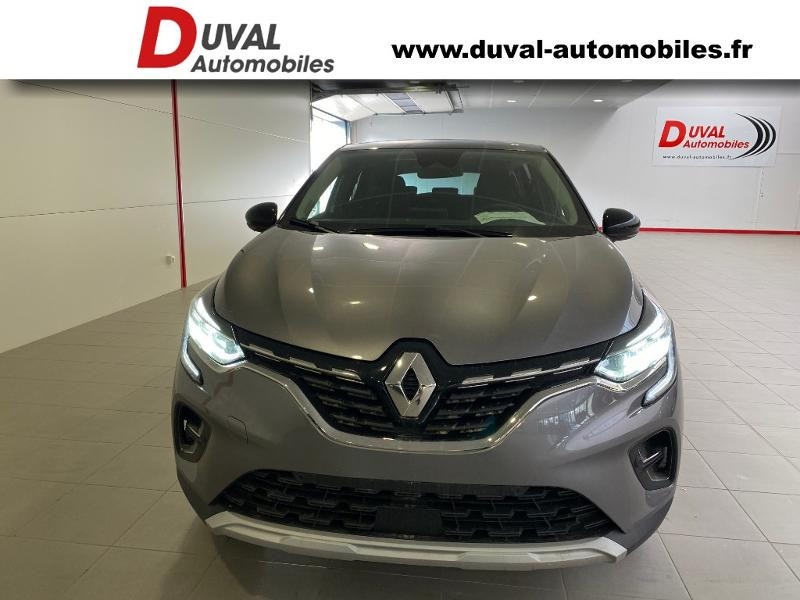 Photo 2 de l'offre de RENAULT Captur 1.3 TCe 140ch Intens EDC à 24990€ chez Duval Automobiles