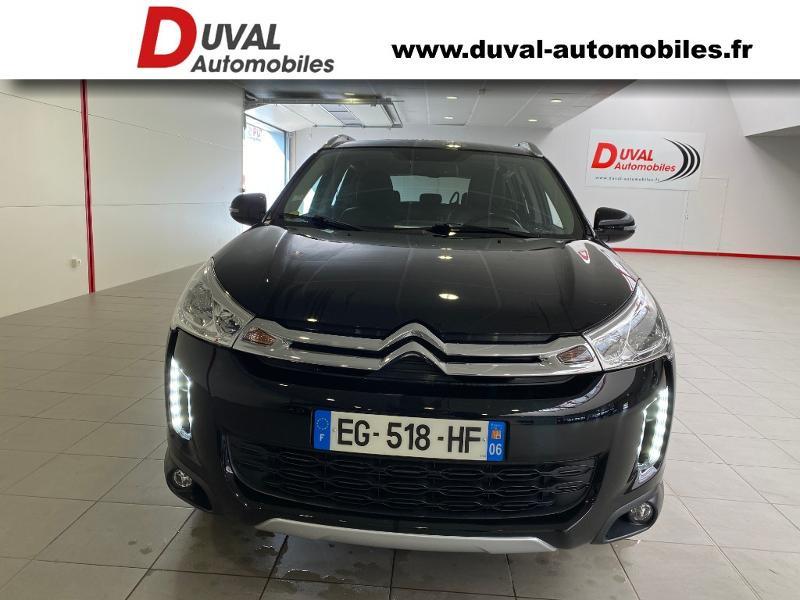 Photo 2 de l'offre de CITROEN C4 Aircross 1.6 e-HDi115 4x2 Feel Edition à 13290€ chez Duval Automobiles
