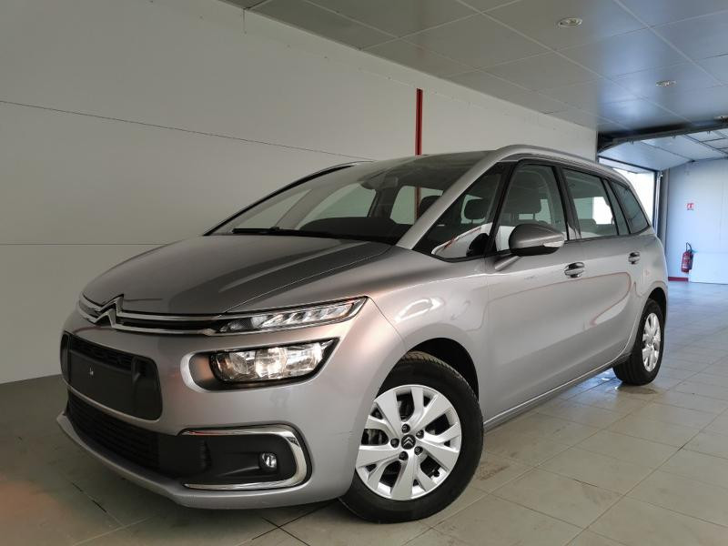Citroen Grand C4 SpaceTourer BlueHDi 130ch S&S Feel E6.d-TEMP Diesel GRIS ACIER Occasion à vendre
