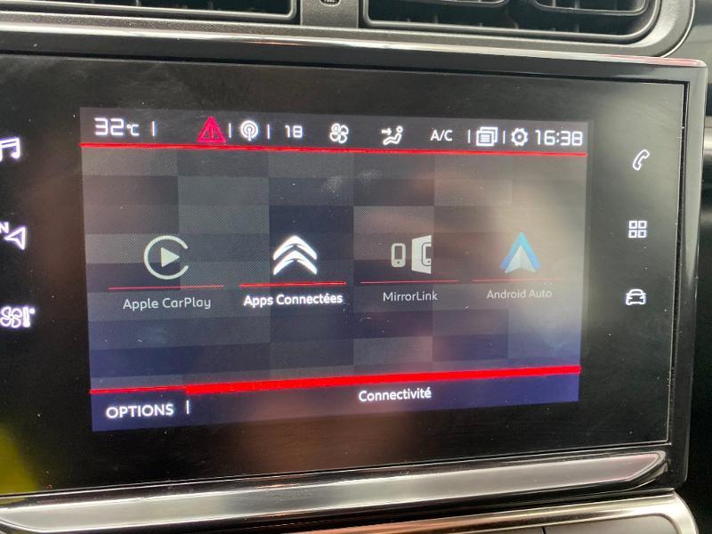 Photo 10 de l'offre de CITROEN C3 BlueHDi 100ch Feel S&S E6.d-TEMP BVM5 100 à 15290€ chez Duval Automobiles