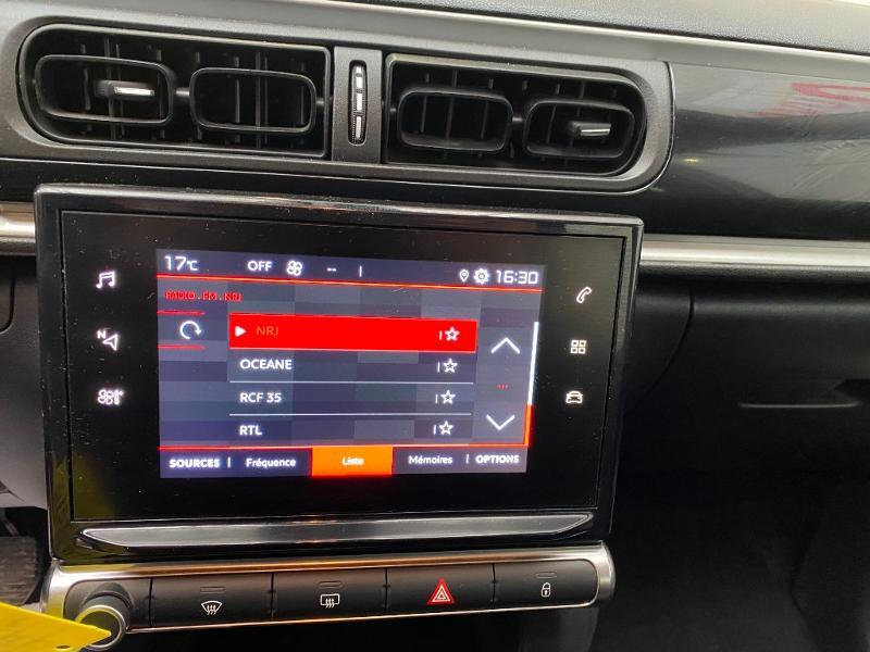 Photo 11 de l'offre de CITROEN C3 1.2 PureTech 83ch S&S Feel Pack à 13890€ chez Duval Automobiles