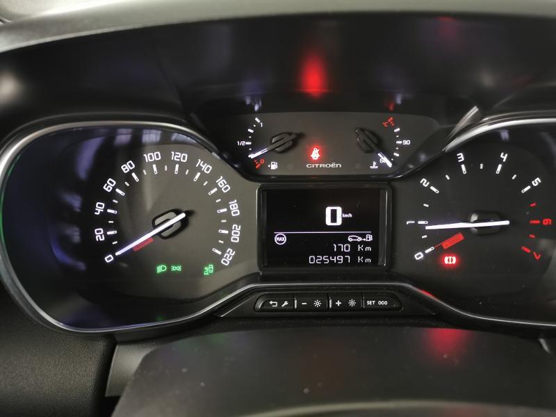 Photo 10 de l'offre de CITROEN C3 Aircross BlueHDi 100ch S&S Shine E6.d-TEMP à 17490€ chez Duval Automobiles