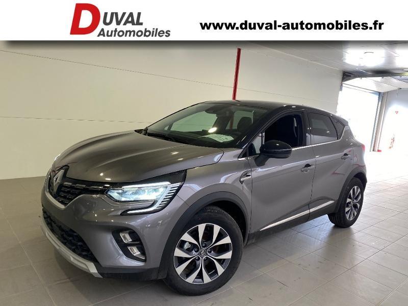 Renault Captur 1.3 TCe 140ch FAP Intens EDC - 21 Essence GRIS CASSIOPEE/TOIT NOIR Neuf à vendre