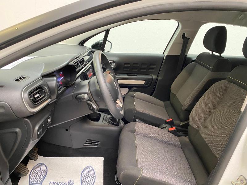 Photo 5 de l'offre de CITROEN C3 1.2 PureTech 83ch S&S Feel Pack à 13890€ chez Duval Automobiles