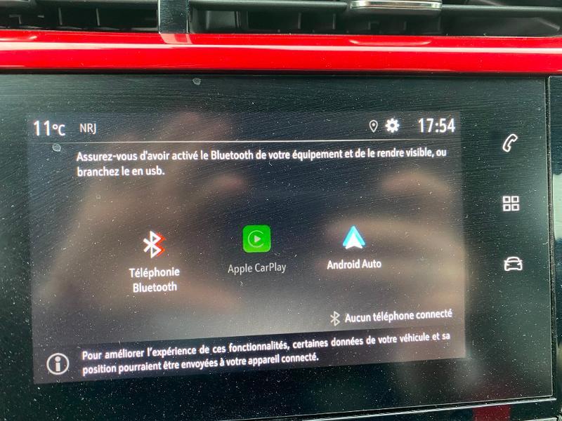 Photo 9 de l'offre de OPEL Corsa 1.2 Turbo 100ch GS Line à 17490€ chez Duval Automobiles