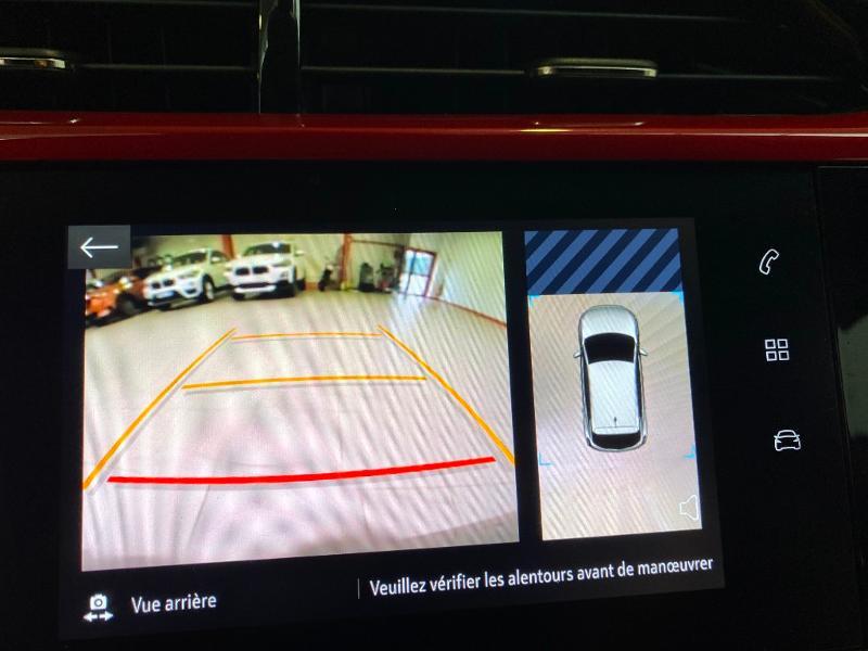 Photo 8 de l'offre de OPEL Corsa 1.2 Turbo 100ch GS Line à 17490€ chez Duval Automobiles