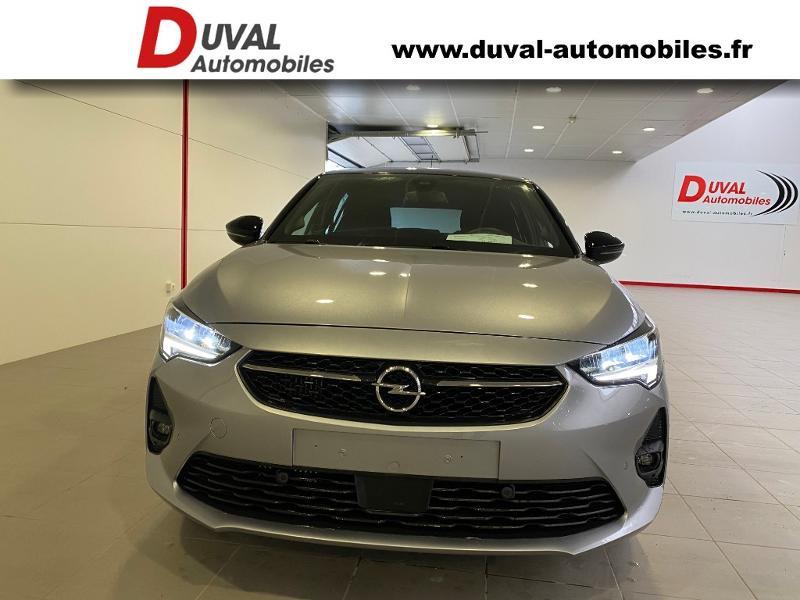 Photo 2 de l'offre de OPEL Corsa 1.2 Turbo 100ch GS Line à 17490€ chez Duval Automobiles