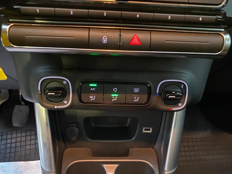 Photo 10 de l'offre de CITROEN C3 Aircross PureTech 82ch Live E6.d-TEMP à 13590€ chez Duval Automobiles