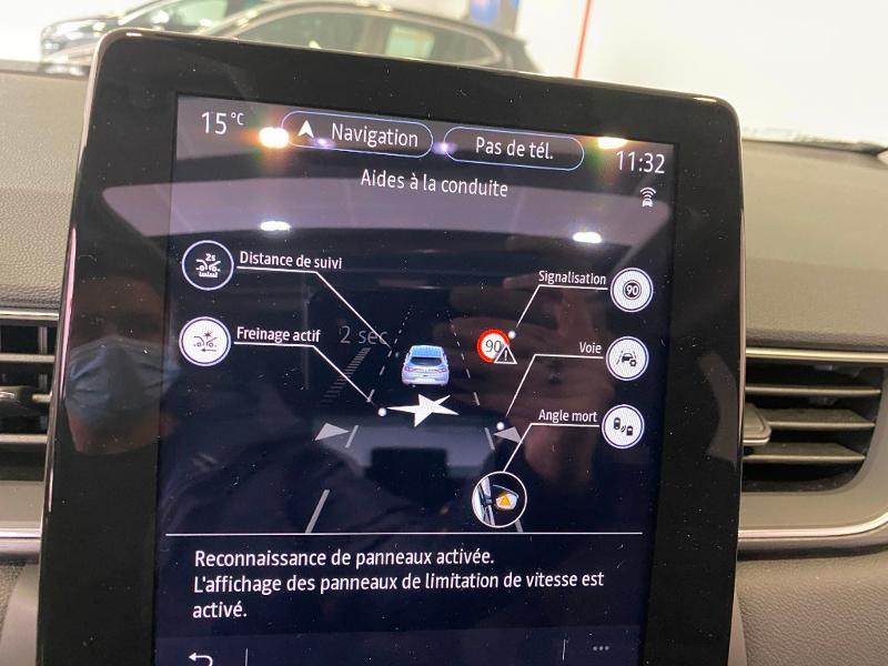 Photo 23 de l'offre de RENAULT Captur 1.3 TCe 140ch FAP Initiale Paris EDC - 21 à 27990€ chez Duval Automobiles