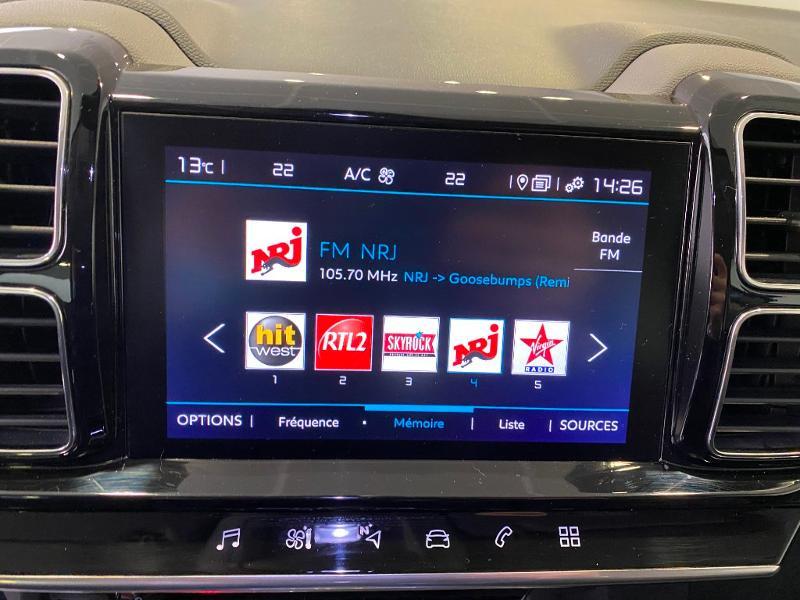 Photo 13 de l'offre de CITROEN C5 Aircross BlueHDi 130ch S&S Feel à 25990€ chez Duval Automobiles