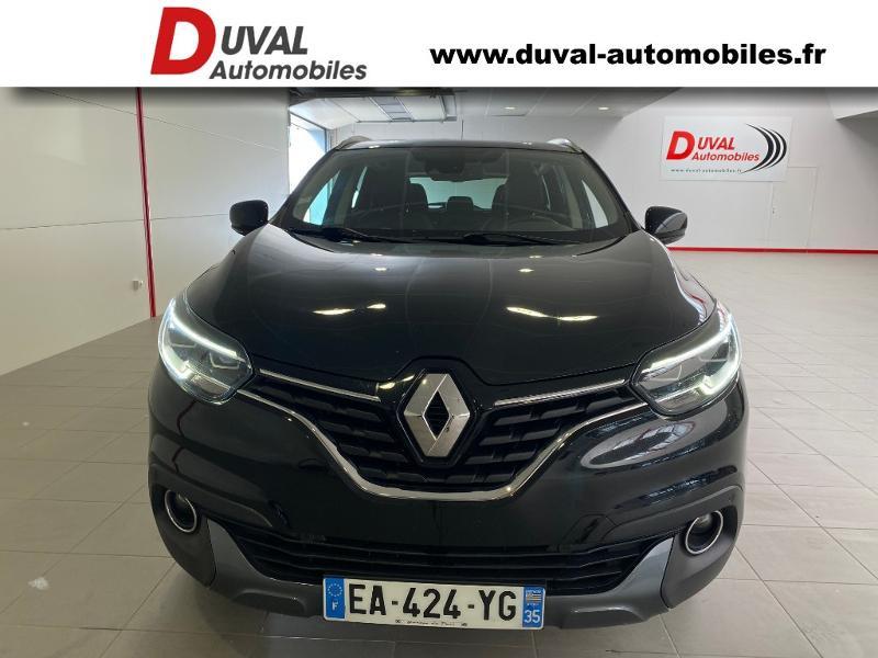 Photo 2 de l'offre de RENAULT Kadjar 1.5 dCi 110ch energy Intens eco² à 14990€ chez Duval Automobiles
