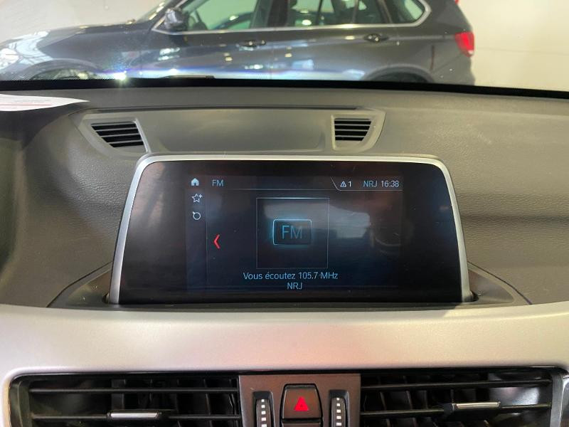 Photo 10 de l'offre de BMW X1 sDrive18dA 150ch Business Design à 23990€ chez Duval Automobiles