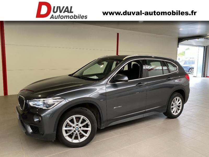 Photo 1 de l'offre de BMW X1 sDrive18dA 150ch Business Design à 23990€ chez Duval Automobiles
